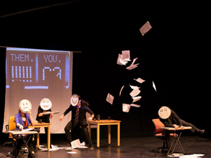 10-Minute Play Festival 2014