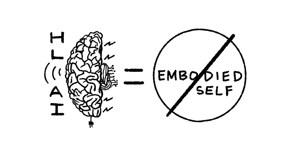 11 - hlai vs embodied self