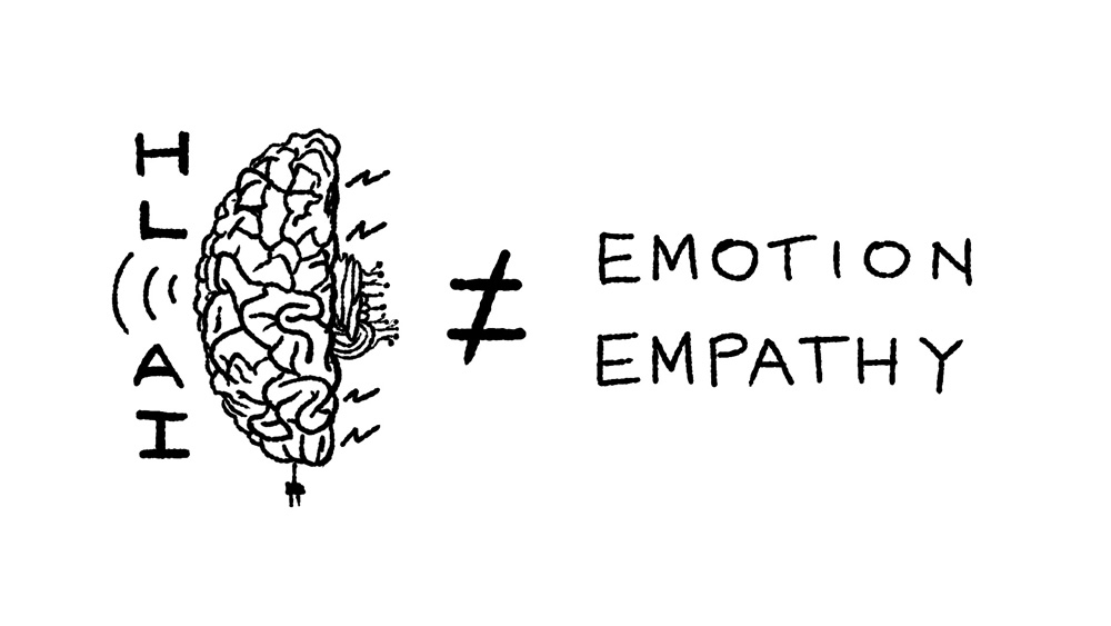 13 - hlai no emotion or empathy