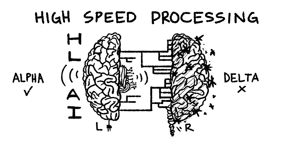 22 - high speed processing blank
