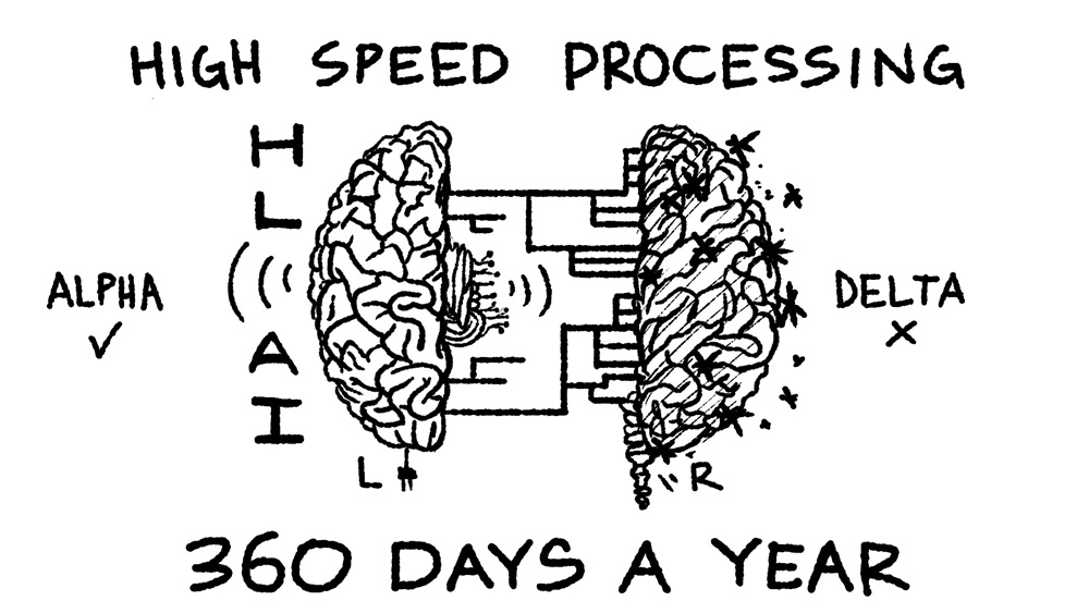 25 - high speed processing 365 days a year